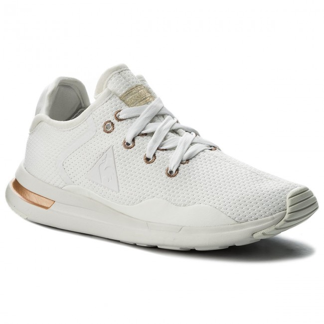 71459228aeab Sneakers LE COQ SPORTIF - Solas W Sparkly 1810362 Optical White Rose ...