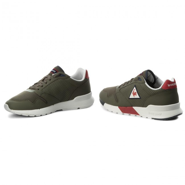a843b2ee471 Sneakers LE COQ SPORTIF - Omega X Sport 1810690 Olive Night ...