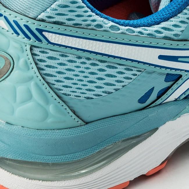 Shoes ASICS Gel Pulse 9 T7D8N Porcelain BlueWhiteVictoria Blue 1401