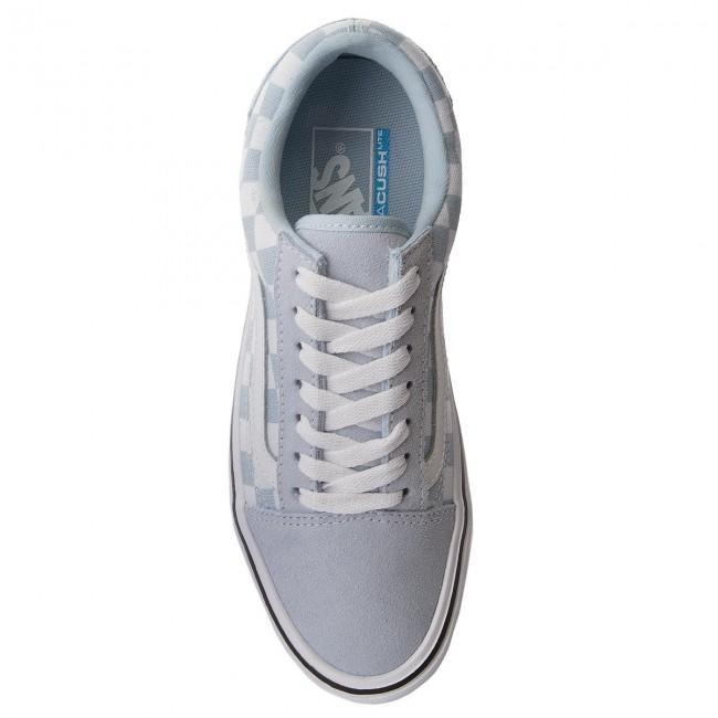b227d8289b Plimsolls VANS - Old Skool Lite (S) VN0A2Z5WR2I (Suede Canvas) Babu Blue -  Sneakers - Low shoes - Women s shoes - www.efootwear.eu