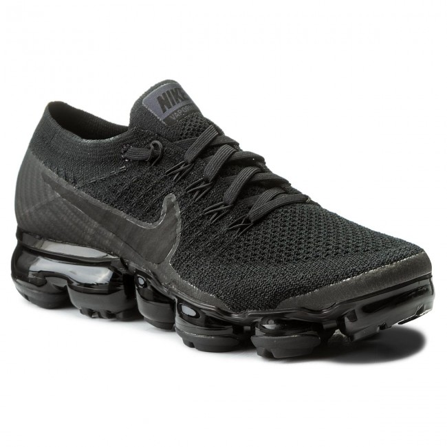 online store 1bca8 41085 Shoes NIKE. Air Vapormax Flyknit 849557 011 Black Black Anthracite White