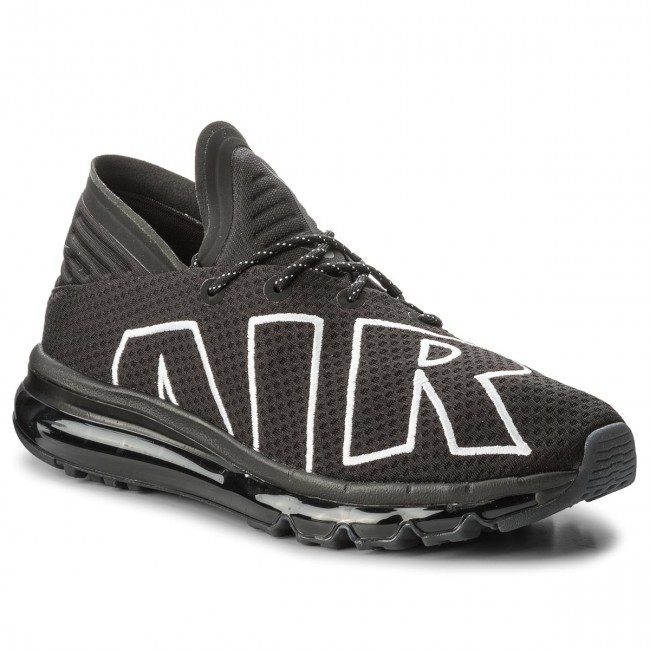 Shoes NIKE - Air Max Flair 942236 001 Black White Black - Sneakers ... c610753f4