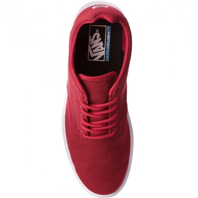 mesh White 5 Vn0a38feqkt Crimsontrue 1 Vans Sneakers Iso Fwxq8XPq4S