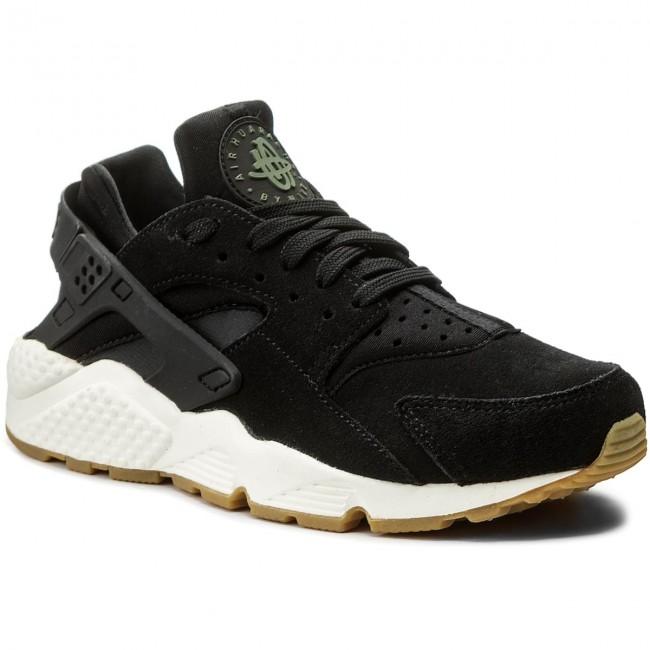 c93188eefa85 Shoes NIKE - Air Huarache Run Sd AA0524 001 Black Deep Green Sail ...