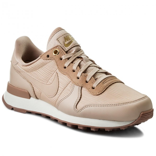 best loved 2b2b4 7959f Shoes NIKE - W Internationalist Prm 828404 202 Particle BeigeParticle Beige