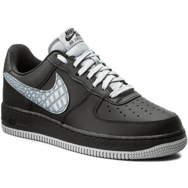 Shoes NIKE - Air Force 1  07 LV8 823511 012 Black Cool Grey Dark ... c1a92d0ad