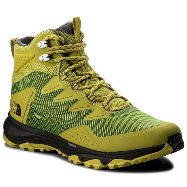 Trekker Boots THE NORTH FACE - Ultra Fastpack III Mid Gtx GORE-TEX  T939IQ4NT Citronelle e032cac0c00