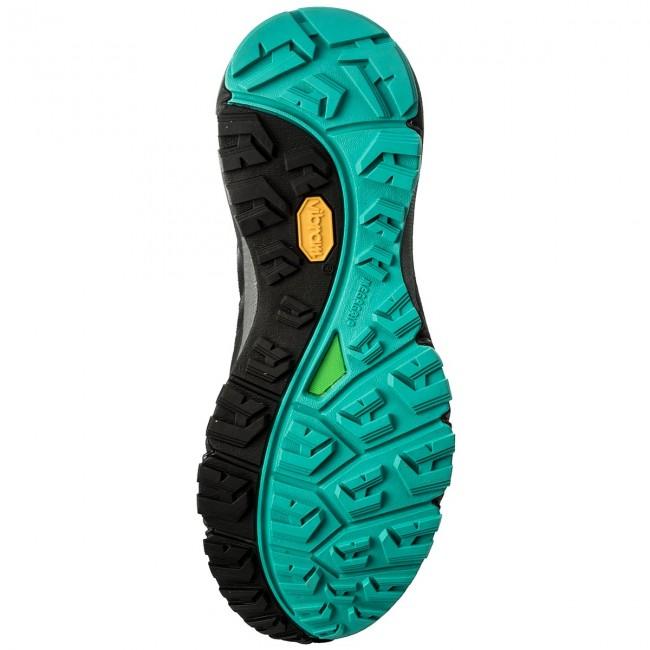 nowy produkt sklep sprzedaż online Trekker Boots THE NORTH FACE - Ultra Fastpack Iii Mid Gtx GORE-TEX  T939IT4HW Tnf Black/Porcelain Green