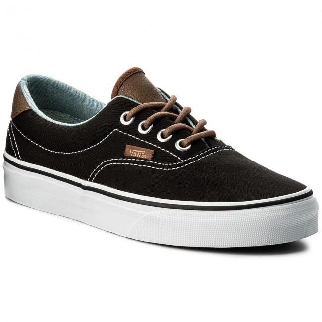 82dc6d101e1 Plimsolls VANS - Era 59 VA38FSQK3 (C L) Black Acid Denim - Sneakers ...