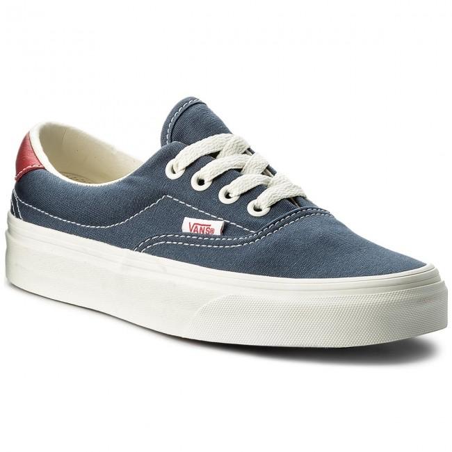 2ac4e9b5456 Plimsolls VANS - Era 59 VA38FSQKJ Vintage Indigo Rococco - Sneakers ...