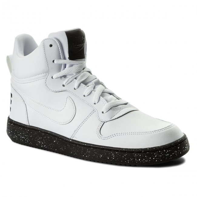 Schuhe NIKE - Mogan Mid 2 Jr B 645025 018 Pure Platinum/Rush Coral 6WIgw