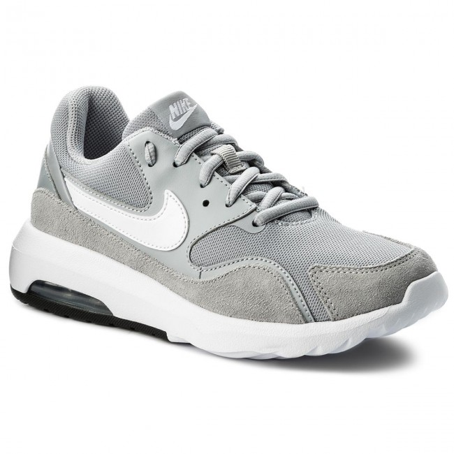 best sneakers 783f5 79d76 Shoes NIKE - Air Max Nostalgic 916789 005 Wolf GreyWhite Black