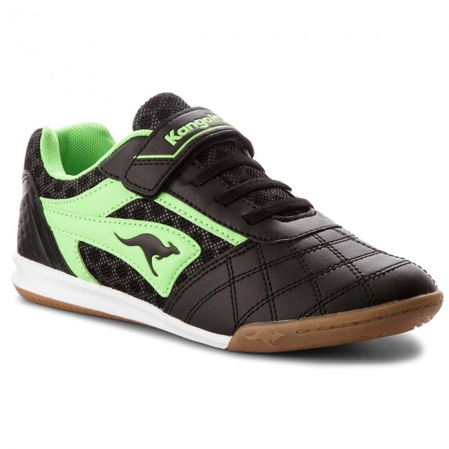 Schuhe KANGAROOS - Power Comb Ev 18063 000 0200 D White/Black K4NLs