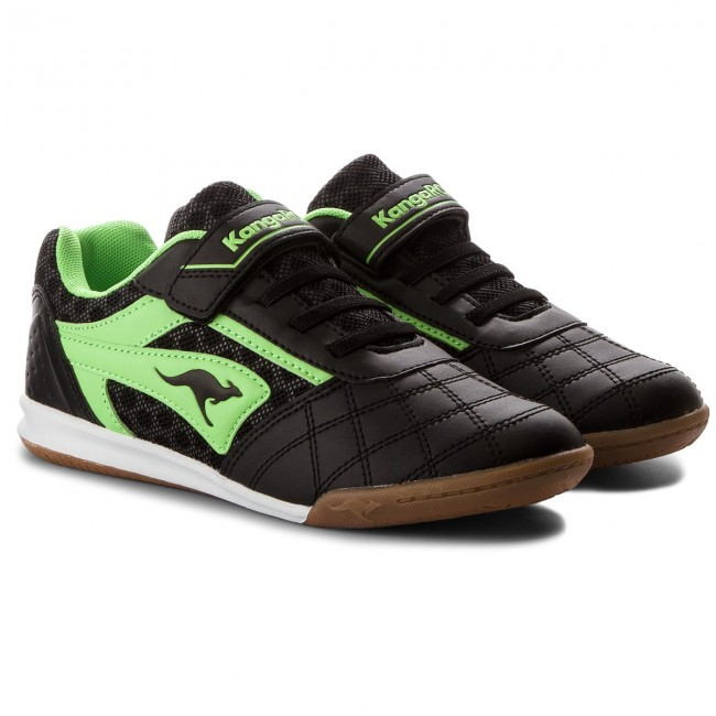 Schuhe KANGAROOS - Power Comb Ev 18063 000 0200 D White/Black NFq2ct