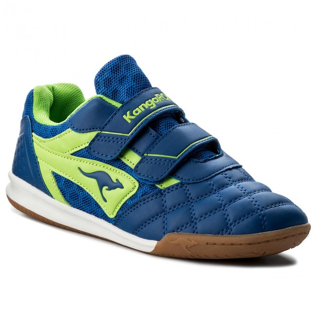 Schuhe KANGAROOS - Power Comb V 18064 000 4800 Navy/Lime