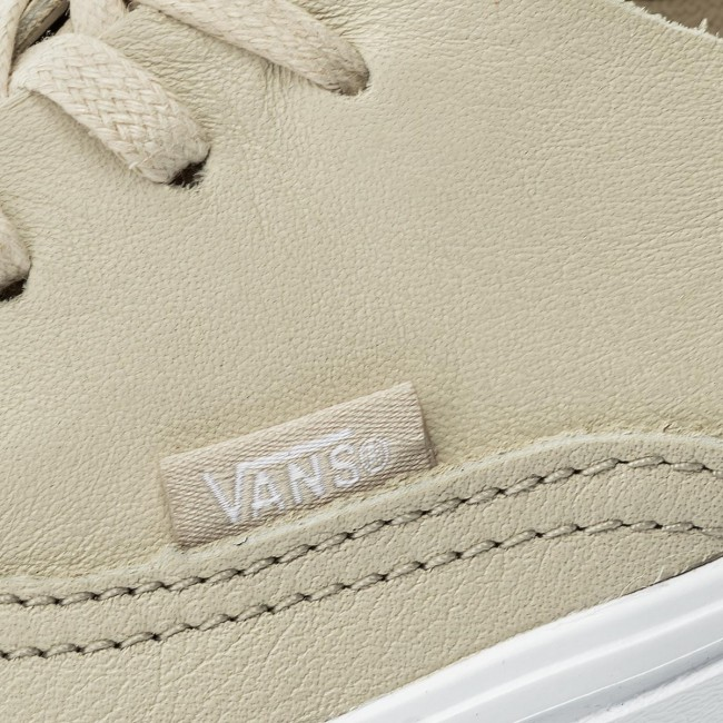 Vans Authentic Grain Leather Trekking Green