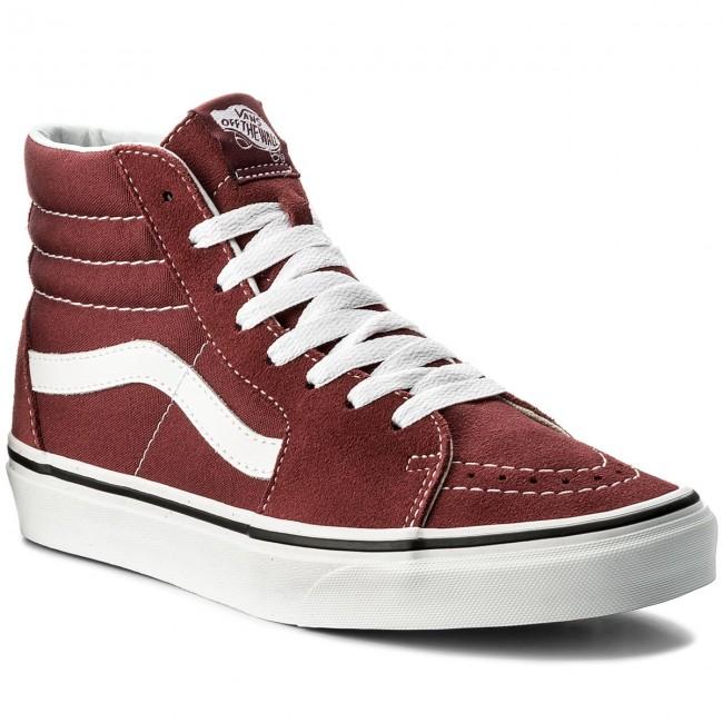 61f72b47a2631 Sneakers VANS - Sk8-Hi Apple Butt VA0A38GEQ9S Apple Butter True White