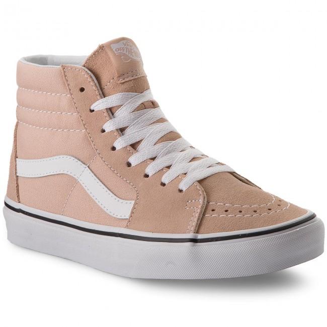ae843a3c9498c0 Sneakers VANS - Sk8-Hi Frappe Tru VN0A38GEQ9X Frappe True White ...