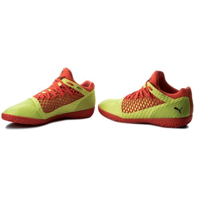 b27e0f942 Shoes PUMA - 365 NetFit Ct 104474 05 Yellow/Red/Black - Football ...