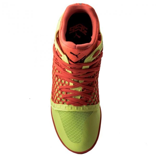 78b6fac17 Shoes PUMA - 365 NetFit Ct 104474 05 Yellow/Red/Black - Football - Sports  shoes - Men's shoes - www.efootwear.eu
