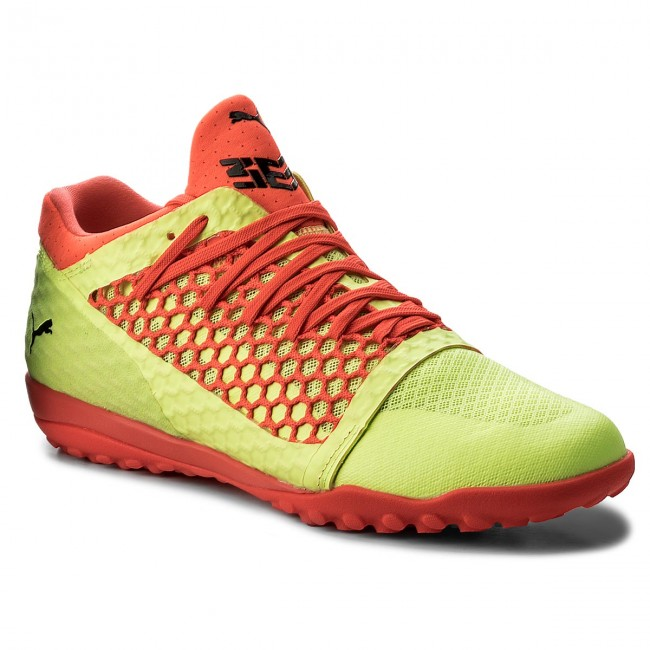 Scarpe PUMA - 365 NetFit St 104475 05 Yellow/Red/Black