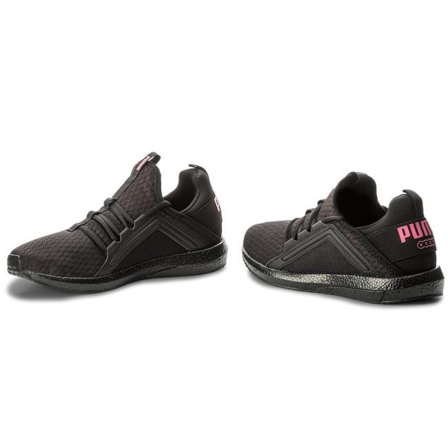 Shoes PUMA - Mega Nrgy 190369 05 Ouma black Paradise Pink - Indoor ... c08a130a8
