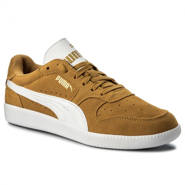 3ae4dd1d6e22 Sneakers PUMA - Icra Trainer SD 356741 32 Honey Mustard Puma White ...