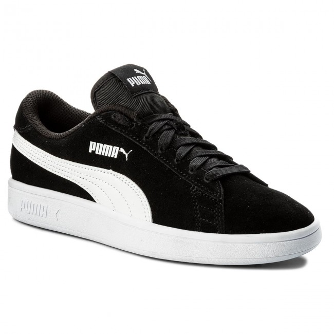 Sneakers PUMA - Smash v2 Sd Jr 365176 01 Puma Black Puma White ... 49ae63faa