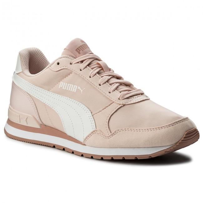 9b797c027dc57 Sneakers PUMA - St Runner V2 Nl 365278 06 Pearl Puma White Peach Beige