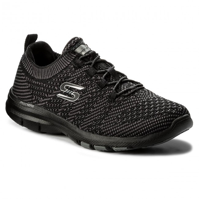 Schuhe SKECHERS - Galaxies 22882/BKCC Black/Charcoal YkmLdT9