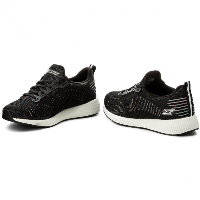 Schuhe Skechers - Bobs Sport Multifaceted 31366/bkmt Black/multi COFNgyVi3