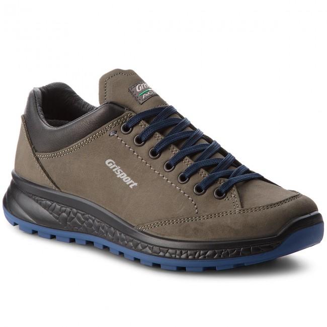Trekker Boots GRISPORT - 14003N24G Cenere Nabuk Scarpe 2 b2c14e71505