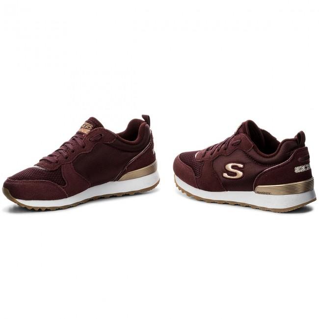 Sneakers SKECHERS - Goldn Gurl 111/BURG Burgundy yvV4KJ