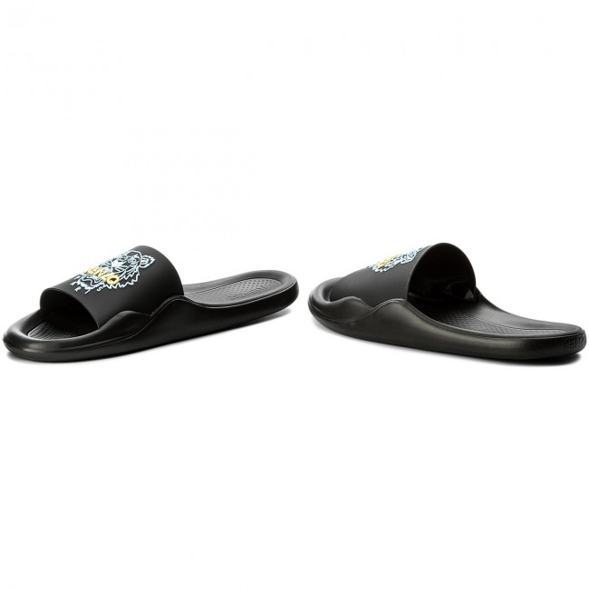 d5566abf Slides KENZO - F855SD104P71 Noir 99 - Clogs and mules - Mules and ...