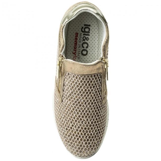 Sneakers IGI&CO - 1156666 Plat eK5BeK