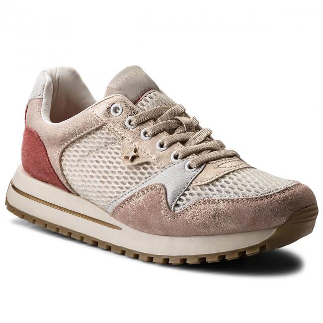 Sneakers WRANGLER - Beyond WL181555 White/Platinum 553 STpNDX