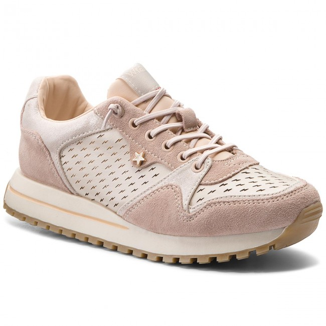 Sneakers WRANGLER - Beyond Punched WL181556 Pastel Rose 565 tVAa964