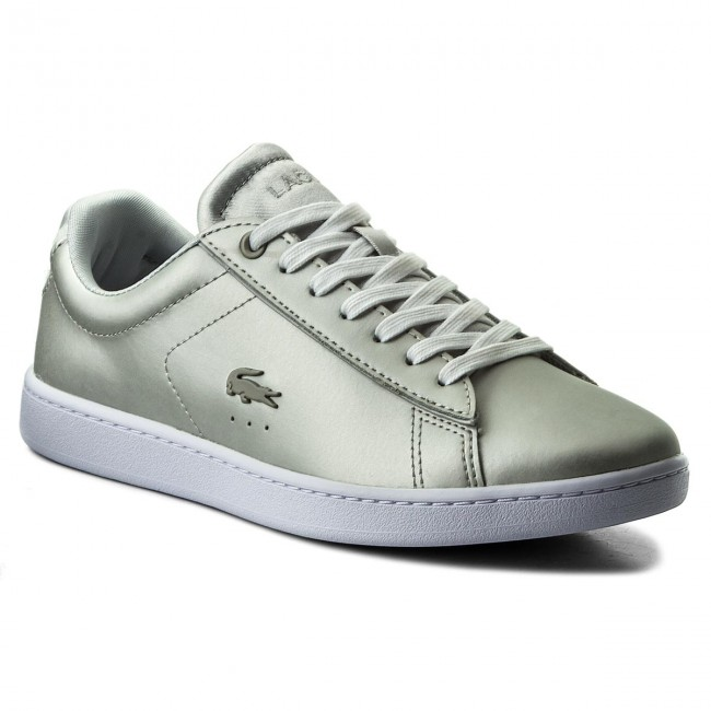 Sneakers LACOSTE - Carnaby Evo 118 1 Spw 7-35SPW00062Q5 Lt Gry Wht ... 3faf13beef