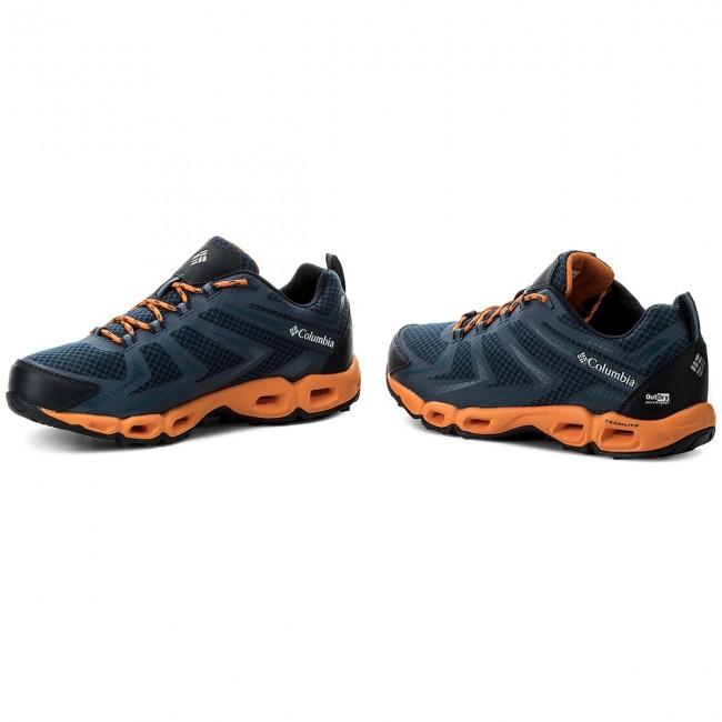 ColumbiaVENTRAILIA 3 LOW OUTDRY - Walking shoes - zinc/white 8QgV6