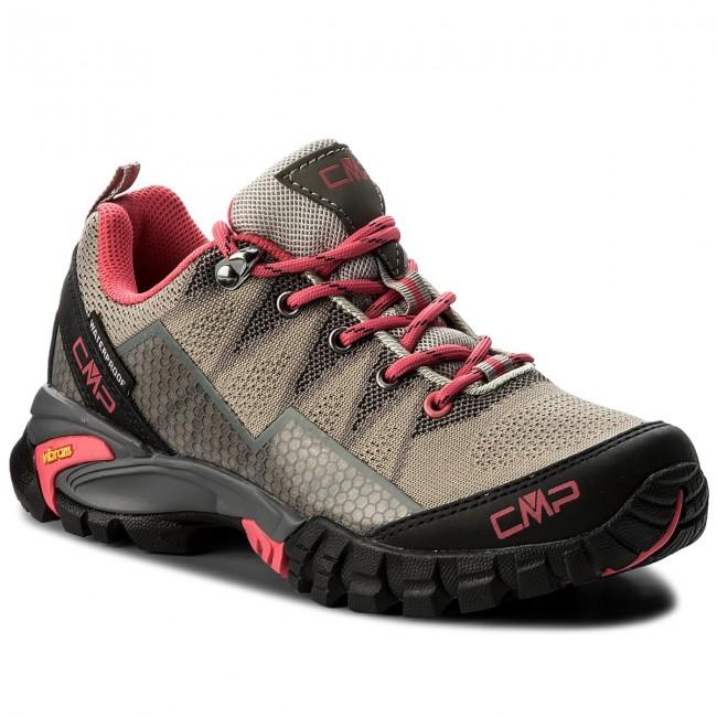 CMP TAURI LOW SHOE WP - Walking shoes - corda Iy9dwggW