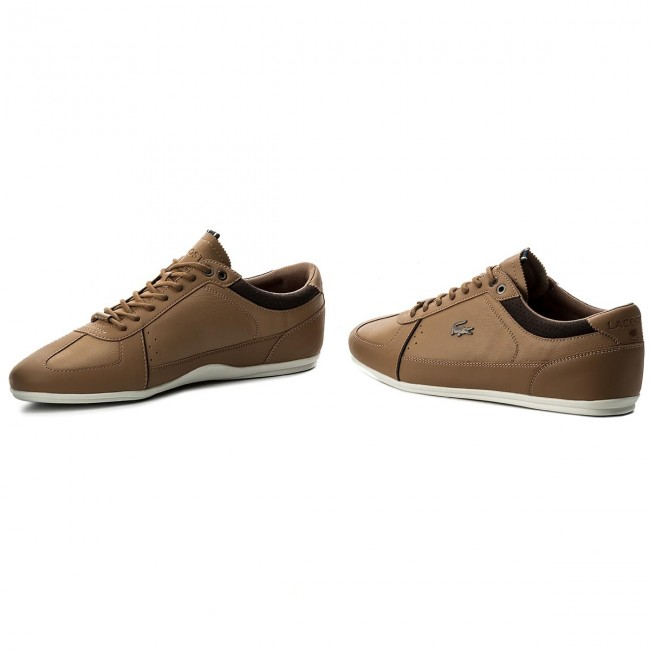 a69ceb59fd5082 Sneakers LACOSTE - Evara 118 1 Cam 7-35CAM00302B1 Brw Dk Brw ...