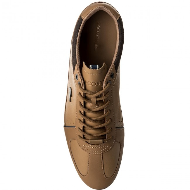 86dbbfc781009c Sneakers LACOSTE - Evara 118 1 Cam 7-35CAM00302B1 Brw Dk Brw - Sneakers -  Low shoes - Men s shoes - www.efootwear.eu