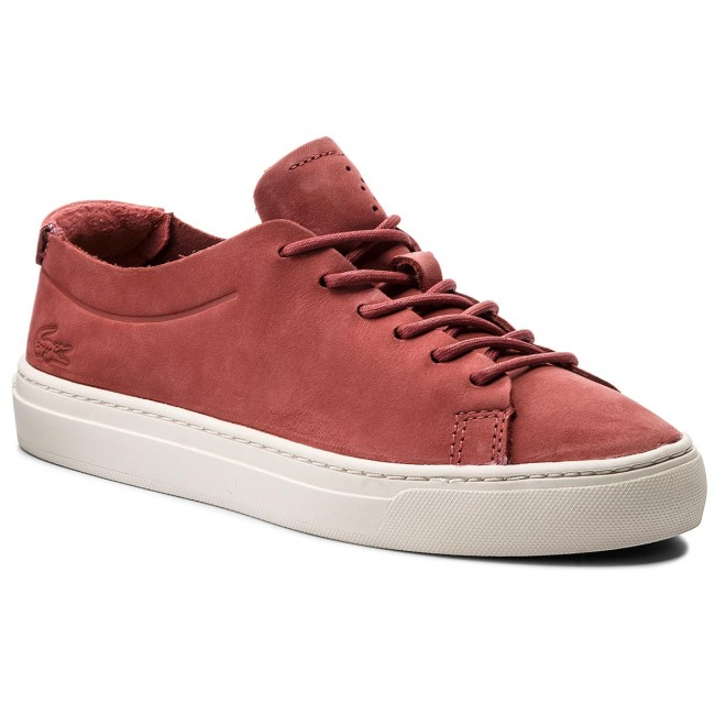 Sneakers LACOSTE - L.12.12 Unlined 1183 Caw 7-35CAW0018262 Red Off ... fae1c8534cf