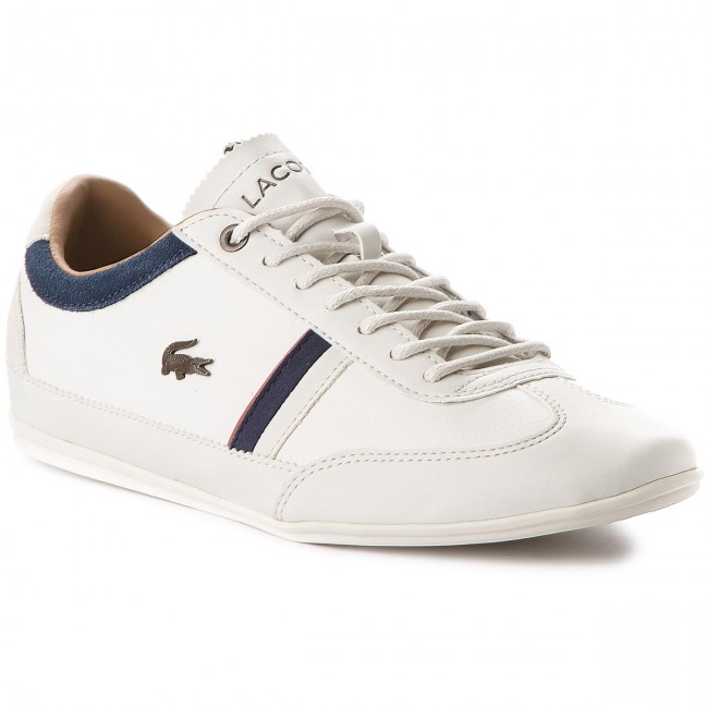 f26d0499d Sneakers LACOSTE - Misano 118 2 Cam 7-35CAM0081WN1 Off White Navy ...