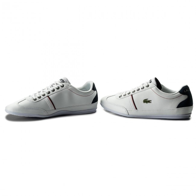 b1b67bec4 Sneakers LACOSTE - Misano Sport 118 1 Cam 7-35CAM0083042 White Navy ...