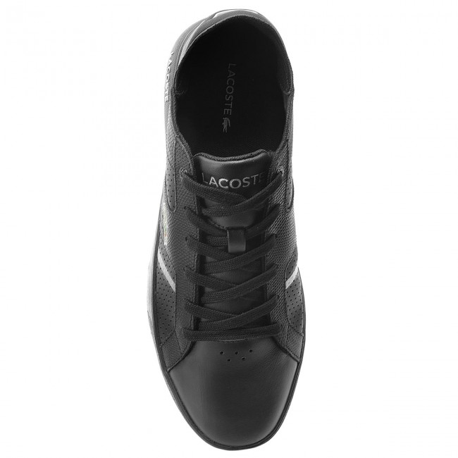 83428d55b Sneakers LACOSTE - Novas Ct 188 2 Spm 7-35SPM004022F Blk Slv - Sneakers - Low  shoes - Men s shoes - www.efootwear.eu