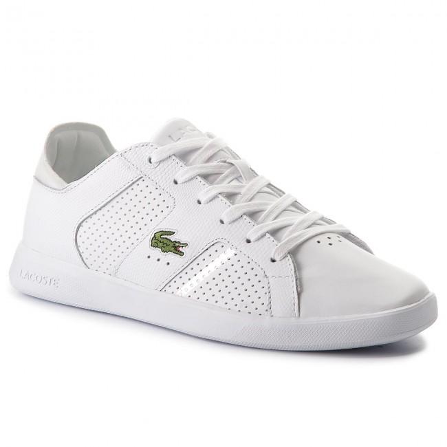Sneakers LACOSTE - Novas Ct 118 2 Spm 7-35SPM0040108 Wht Slv ... 47e35f6f47