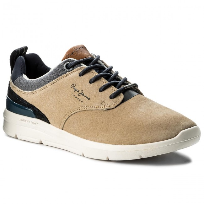 Sneakers PEPE JEANS - Jayden 2.1 PMS30409 Sand 847 4QJvA