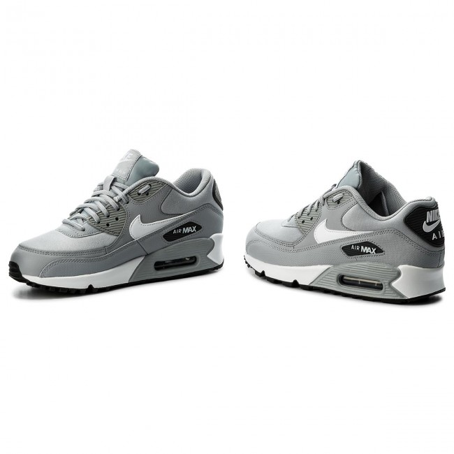 uk availability 459c3 bb8c0 Shoes NIKE - Wmns Air Max 90 325213 048 Wolf Grey White Dark Grey