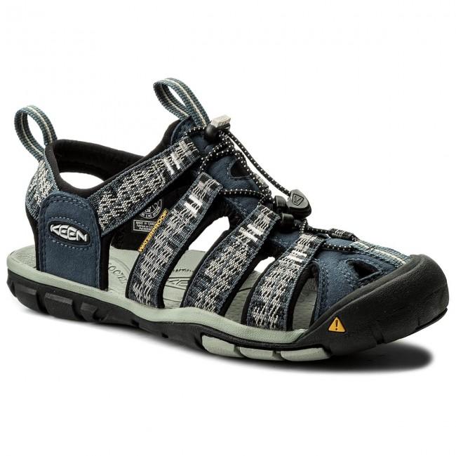 034ad77c1827 Sandals KEEN - Clearwater Cnx 1016295 Midnight Navy Vapor - Sandals ...